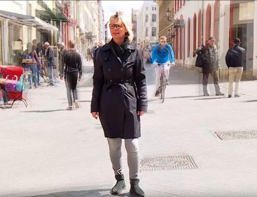 """""""Mensch Evi!"""" trifft Christine Bretag von der Volksolidarität Wismar"""